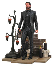 Image: John Wick 2 Gallery PVC Statue  - Diamond Select Toys LLC