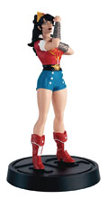 Image: DC Wonder Woman Mythologies Figure Collectible #3 (DC Bombshells Wonder Woman) - Eaglemoss Publications Ltd