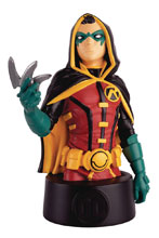 Image: DC Batman Universe Bust Collectible #9 (Damian Wayne Robin) - Eaglemoss Publications Ltd