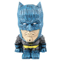 Image: DC Justice League Eekeez Figurine: Batman  (Blue variant) - Forever Collectibles