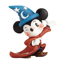 Image: Miss Mindy Fantasia Figure: Mickey  - Enesco Corporation