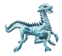 Image: Safari Table Top Figurine: Alien Dragon  - Safari Ltd.
