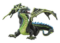Image: Safari Table Top Figurine: Fog Dragon  - Safari Ltd.