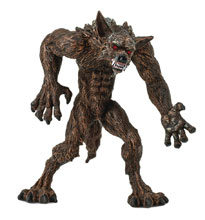 Image: Safari Table Top Figurine: Werewolf  - Safari Ltd.