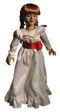 Image: Annabelle Creation Doll Prop Replica  - Mezco Toys