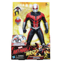 Image: Ant-Man Movie Action Figure Case  - Hasbro Toy Group
