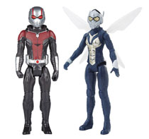 Image: Ant-Man Titan Hero Action Figure Assortment 201801  - Hasbro Toy Group