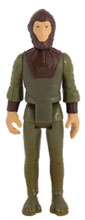 Image: Planet of the Apes Reaction Figure: Cornelius  - Super 7