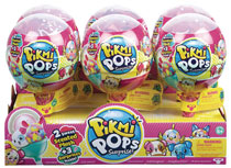 Image: Shopkins Pikmi Pops 36-Piece Blind Mystery Box Display  - Moose Toys