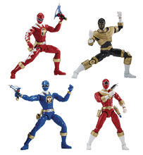 Image: Power Rangers Legacy Action Figure Assortment Q  (6-inch) - Bandai America