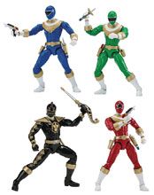 Image: Power Rangers Legacy Action Figure Assortment R  (6-inch) - Bandai America