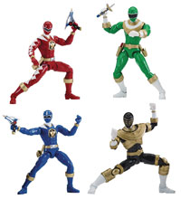Image: Power Rangers Legacy Action Figure Assortment S  (6-inch) - Bandai America