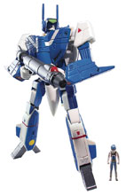 Image: Robotech Micronian Veritech Action Figure: Max Sterling  (1/100 Scale) - Toynami Inc