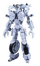 Image: Unrustables MM-02 Transforming Action Figure: Spector Rogues  - Maas Toys And Collectibles Ltd