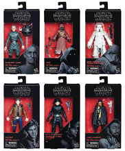 Image: Star Wars: Black Series Action Figure Assortment 201802  (6-inch) - Hasbro Toy Group