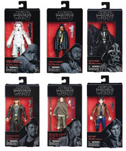Image: Star Wars: Black Series Action Figure Assortment 201803  (6-inch) - Hasbro Toy Group