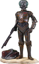 Image: Star Wars: Collector's Gallery Statue: 4-Lom  (9-inch) - Gentle Giant Studios
