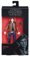 Image: Star Wars: Solo Black Series Han Solo Action Figure Case  (6-inch) - Hasbro Toy Group