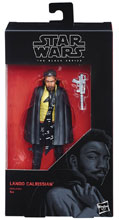 Image: Star Wars: Solo Black Series Lando Action Figure Case  (6-inch) - Hasbro Toy Group