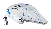 Image: Star Wars: Solo Forcelink Millennium Falcon Case  - Hasbro Toy Group