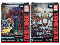 Image: Transformers Gen Studio Series Voyager Action Figure Assortment 201801  - Hasbro Toy Group