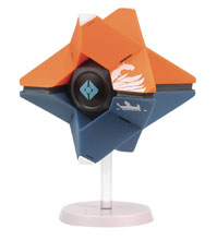 Image: Destiny Statue: Ghost Vinyl Kill Tracker  (w/Download) - Crowded Coop, LLC