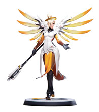 Image: Overwatch Statue: Mercy  (12-inch) - Blizzard Entertainment, Inc