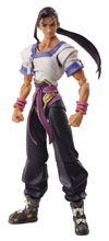 Image: Xenogears Bring Arts Action Figure: Fei Fong Wong  - Square Enix Inc