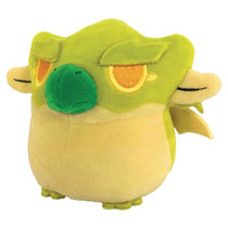 Image: Monster Hunter Soft and Springy Plush: Rathian  (5.5-inch) - Capcom