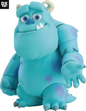 Image: Monsters Inc. Nendoroid Action Figure: Sulley  (deluxe version) - Good Smile Company