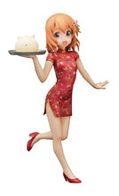 Image: Is the Order a Rabbit PVC Figure: Cocoa  (China Dress version) (1/7 scale) - Emontoys