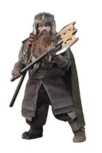 Image: Lord of the Rings Action Figure: Gimli  (1/6 scale) - Asmus Toys, Inc.