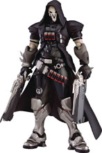 Image: Overwatch Figma Action Figure: Reaper  - Good Smile Company