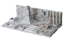 Image: Star Wars Model Kit: Death Star Attack Set  (1/144 scale) - Bandai Hobby