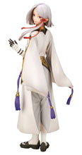 Image: Last Exile Fam the Silver Wing Dio Eraclea PVC Figure  (1/8 scale) - Alter