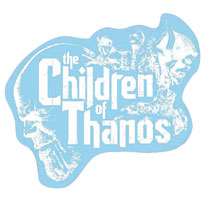 Image: Avengers: Infinity War Vinyl Decal - Children of Thanos  - Elephant Gun, LLC