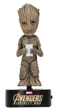 Image: Avengers: Infinity War Body Knocker - Groot  - Neca