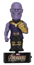 Image: Avengers: Infinity War Body Knocker - Thanos  - Neca