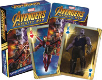 Image: Marvel Playing Cards: Avengers: Infinity War  - Nmr Distribution America