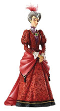Image: Disney Showcase Couture De Force Statue: Lady Tremaine  - Enesco Corporation