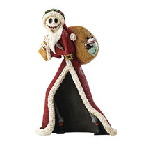 Image: Dssho Couture De Force Statue: Santa Jack  - Enesco Corporation