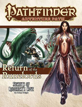 Image: Pathfinder Adventure Path: Return of Runelords  (Part 1 of 6) - Paizo Inc