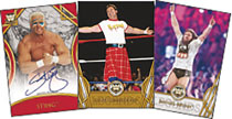 Image: Topps 2018 Legends of WWE Card Box  - Topps Company