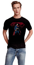 Image: Action #1000 T-Shirt: Man of Steel  (L) - Graphitti Designs