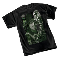 Image: Arrow T-Shirt: Crew  (XL) - Graphitti Designs