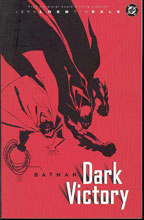 Image: Batman: Dark Victory SC  - DC Comics