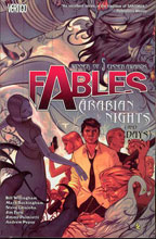 Image: Fables Vol. 07: Arabian Nights  [and Days] SC - DC Comics