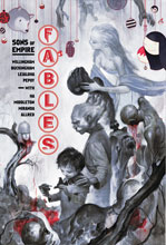 Image: Fables Vol. 09: Sons of Empire SC  - DC Comics