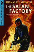 Image: Lobster Johnson Novel Book 01: Satan Factory SC  - Dark Horse