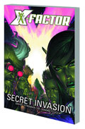 Image: X-Factor Vol. 06: Secret Invasion SC  - Marvel Comics